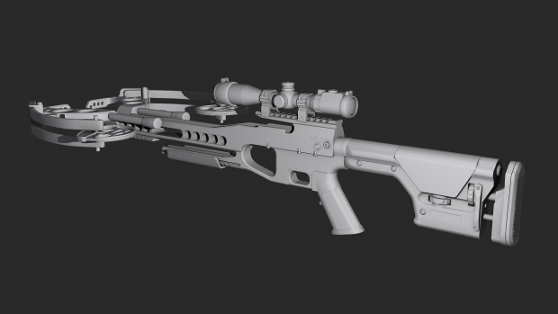 Tacticool Assault Crossbow