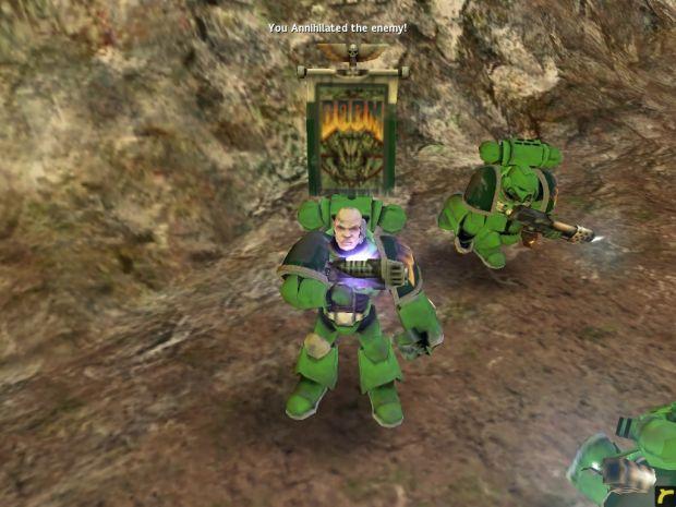 Doom marine?