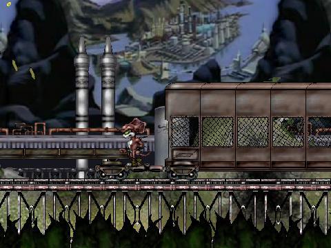 Sonic Nebulous - Metro Prison
