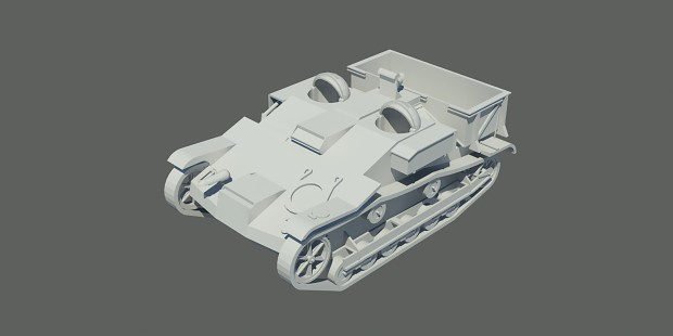 Chenillette Renault UE 2