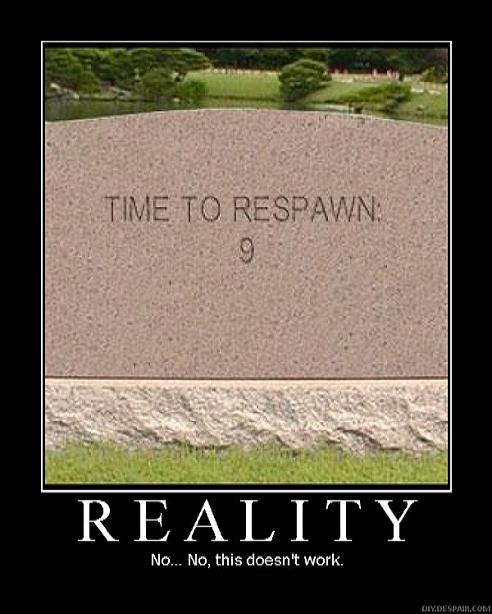 Reality Hurts