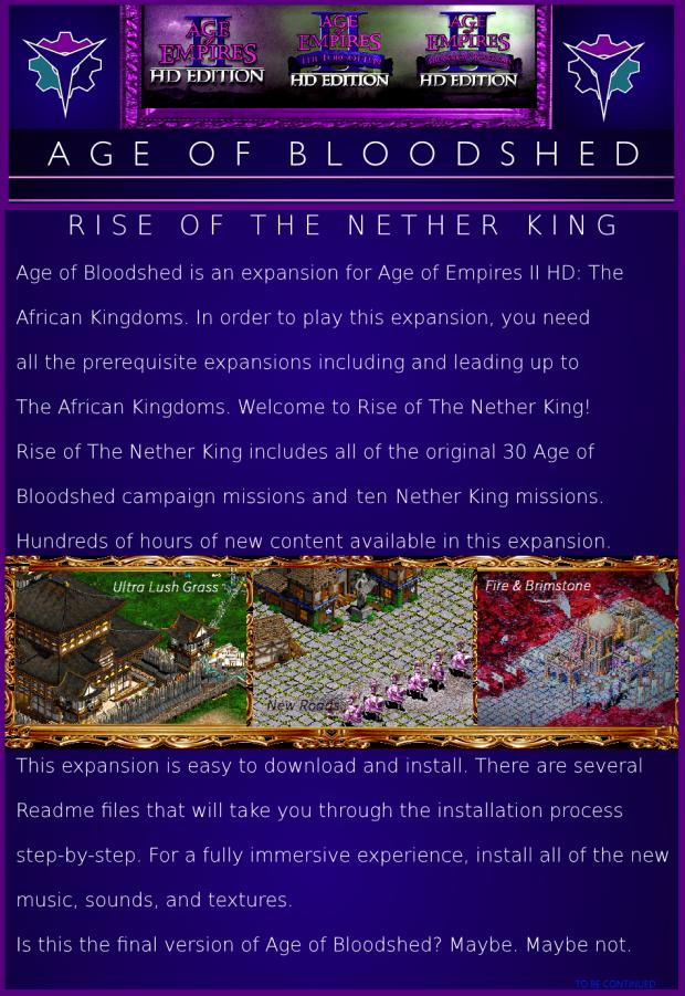 Nether King Header