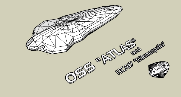 Atlas and Minneapolis