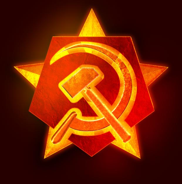 Modernized RA2 Soviet logo