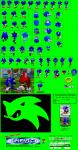 Sonic Sprites