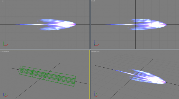 Possible Projectile