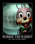 ROBBIE THE RABBIT