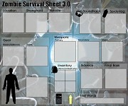 Zombie Survival Fill-out form