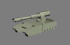 Nod artillery model
