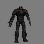 Cyborg Textured