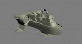 Sea wolf model