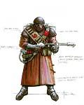 RA2 flamethrower concept art (aka heavy shock trooper)