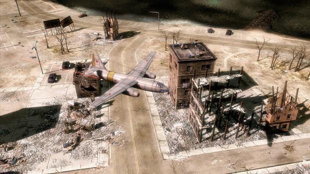 RB-17 bomber
