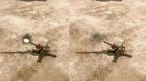 Flak Cannon RA2