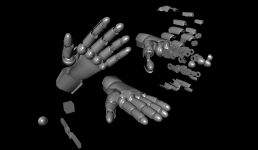 Robotic Hand Thing