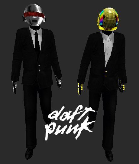 Daft Punk for HL1