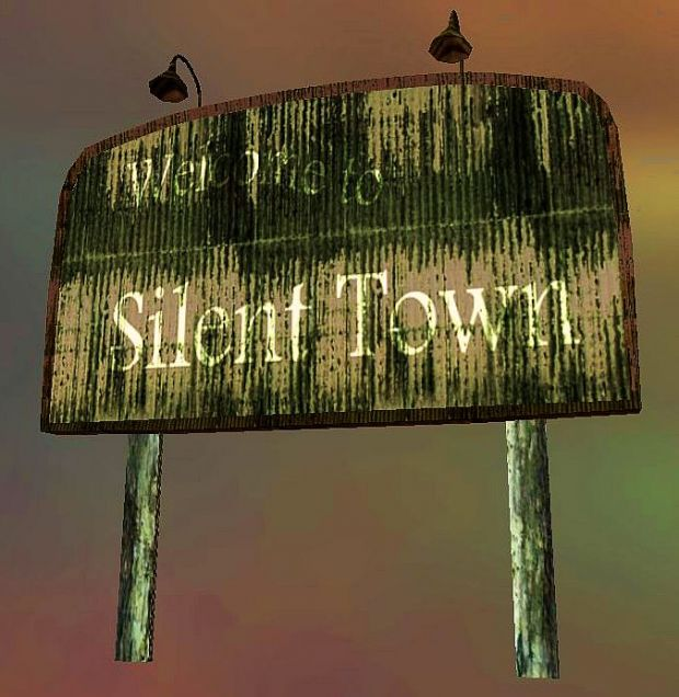 Silent Town Entrance