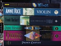 Dune, Anne Rice, Prince Caspian