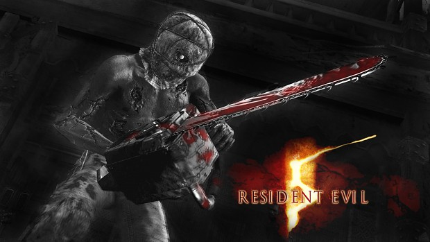 Resi 5 Wallpaper Collage