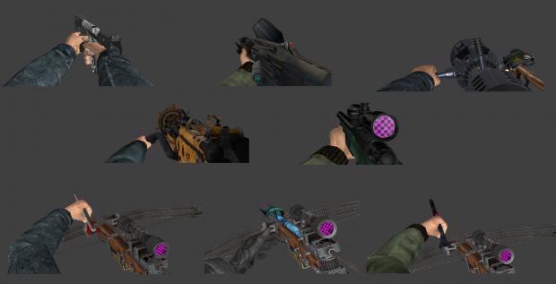 Multi Guns Rework