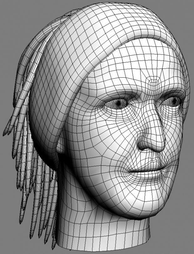 Model Of My Head