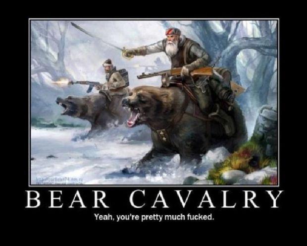 Bear Calvery