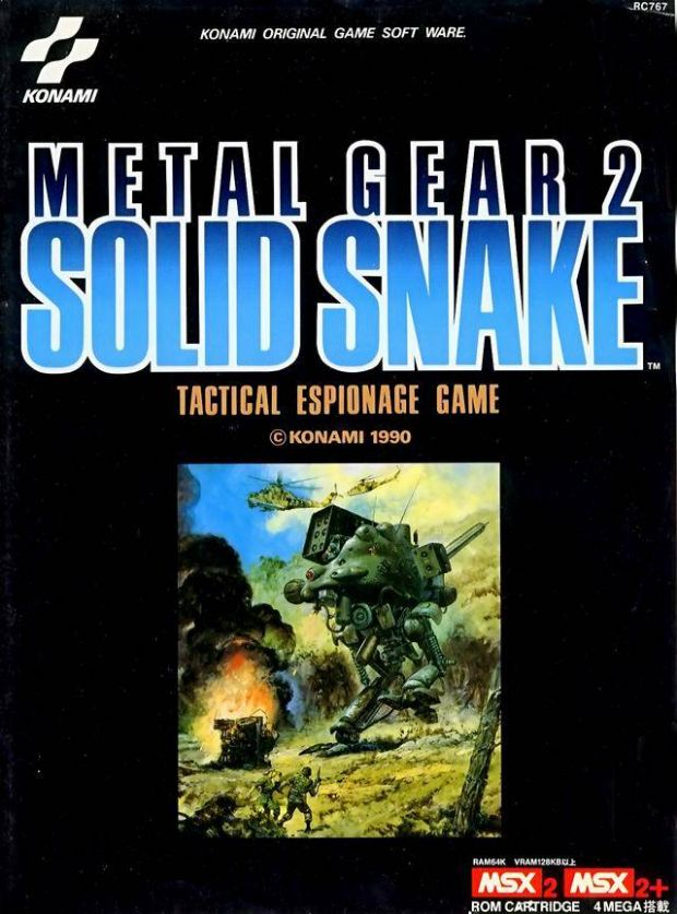 Metal gear!