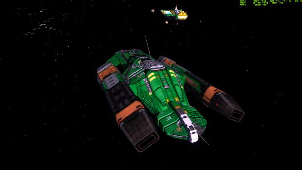 Pulsar Fighter