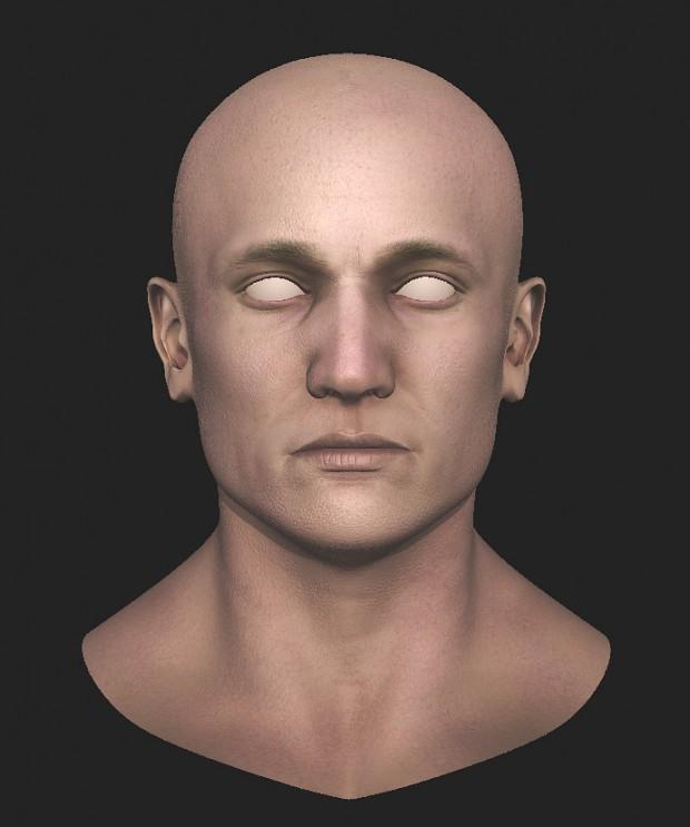 texture head