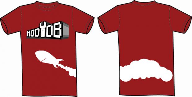 Darin's T-Shirt 2