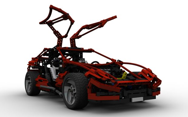 Lego #8448 Super Street Sensation
