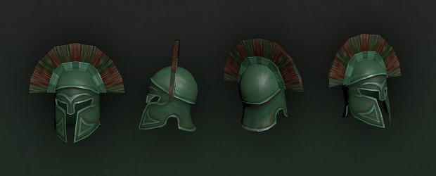 Undying Lysander Helmet for Dota 2 game