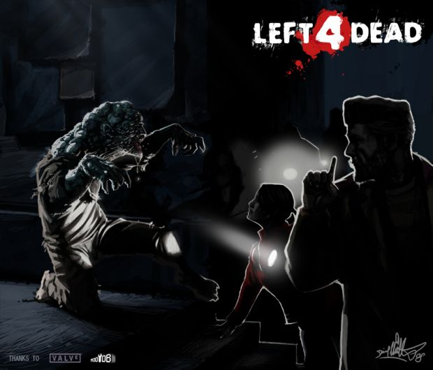 """the blinder"" 4 da left 4 dead concept art contest"