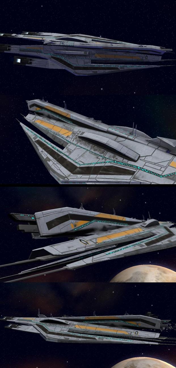 Mass Effect Mos für EAW FOC