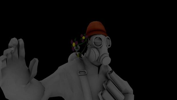 Pyro's Pot Hat