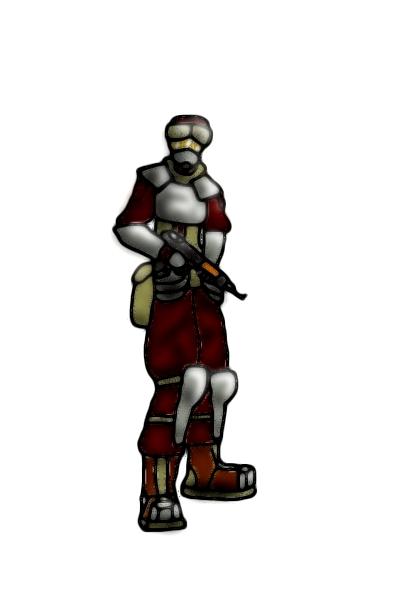Police Unit concept