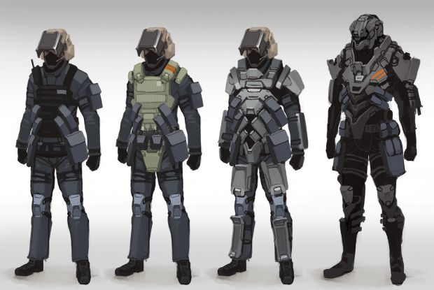 TS Troop concepts