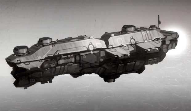 Destroyer Concept