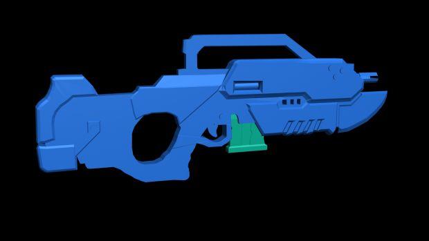 Scfi Rifle.