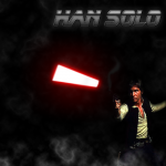 Han Solo - Wallpaper