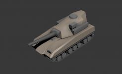 German Heavy Tank v1