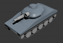 USA Light Tank - Sheridan Inspired
