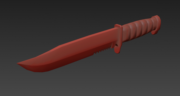 Latest version of the Combat Knife