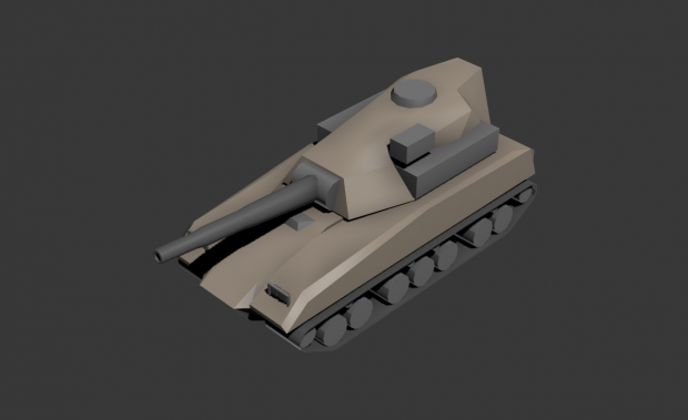 German Heavy Tank v1