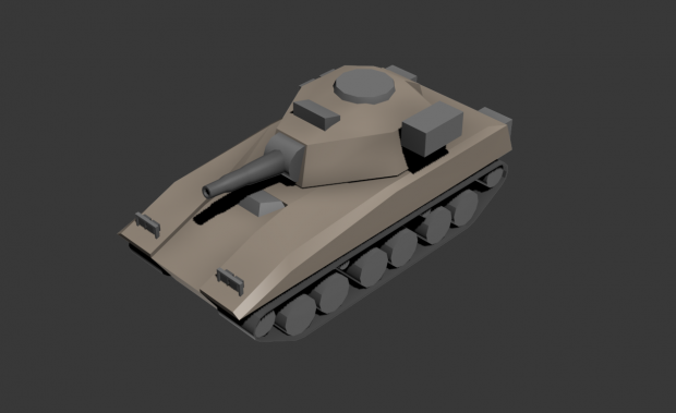 German Light Tank v1
