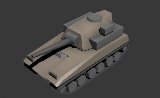 German Medium Tank v1