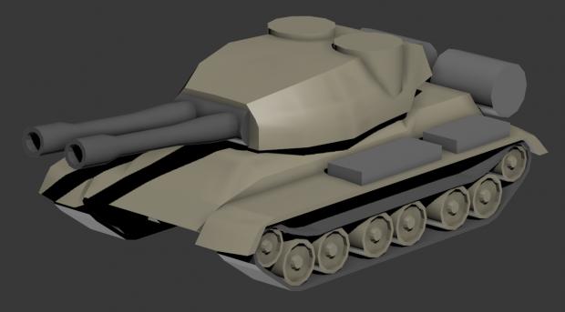 Soviet Heavy Tank V1