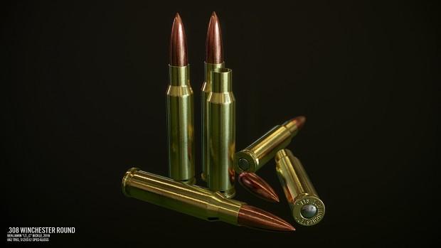 DKS-501 Sniper Rifle