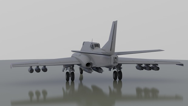 Ilyushin Il-102 ground-attack aircraft [HP]