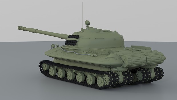 Object 279 Heavy Tank